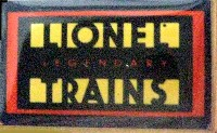lionel train railroad patch